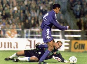 Raúl debut